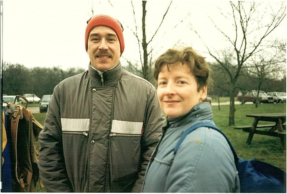 Richard (Dick) & Isobel Steele.